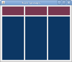 Miglayout size groups