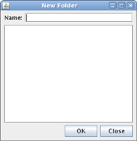 ... pane, select the Java node and in the Projects. Java Application