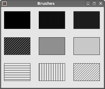Drawing in PyQt4