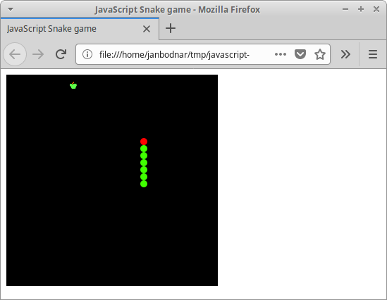 Making a simple snake game with javascript youtube.